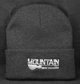 MME Mountain Music Exchange - MME Cuffed Beanie - Heather Charcoal
