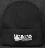 MME Mountain Music Exchange - MME Cuffed Beanie - Black