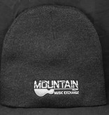 MME Mountain Music Exchange - MME Beanie - Heather Charcoal