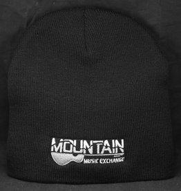 MME Mountain Music Exchange - MME Beanie - Black