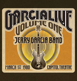 Jerry Garcia Band GarciaLive Volume One: March 1st, 1980 Capitol Theatre