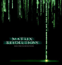 Various Artists The Matrix Revolutions Music From the Motion Picture