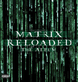 Various Artists Matrix Reloaded (Music From and Inspired By The Motion Picture)