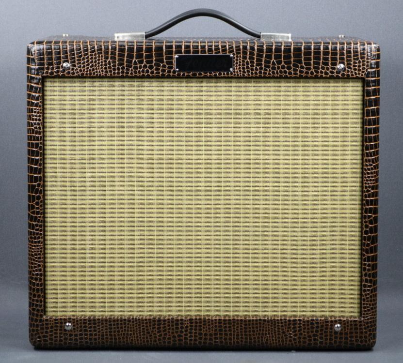 Fender USED Fender Limited Edition Blues Junior IV - Alligator (759)