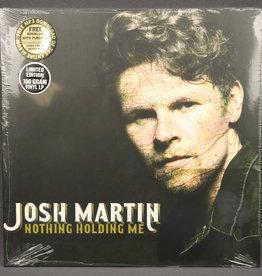 Local Music Josh Martin - Nothing Holding Me - Vinyl