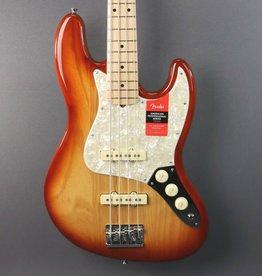 Fender NEW Fender Limited Edition American Professional Light Ash Jazz Bass (501)
