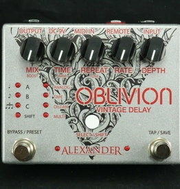 Alexander USED Alexander Effects Oblivion (555)