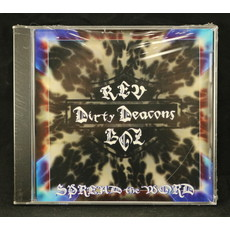 Local Music Rev. BOZ & The Dirty Deacons  - Spread the Word - CD