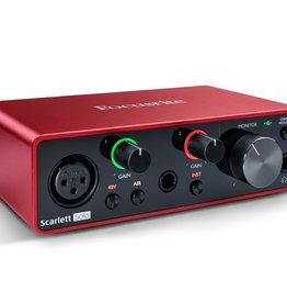 Focusrite NEW Focusrite Scarlett Solo USB Audio Interface