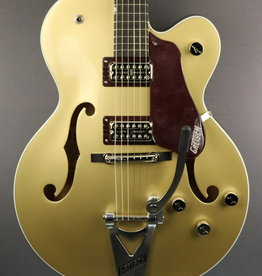 Gretsch DEMO Gretsch G6118T-135 LTD 135th Anniversary - Casino Gold/Dark Cherry Metallic (789)