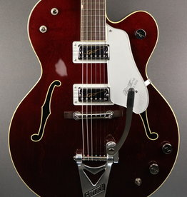 Gretsch DEMO Gretsch G6119T-62 Vintage Select '62 Tennessee Rose - Dark Cherry Stain (627)