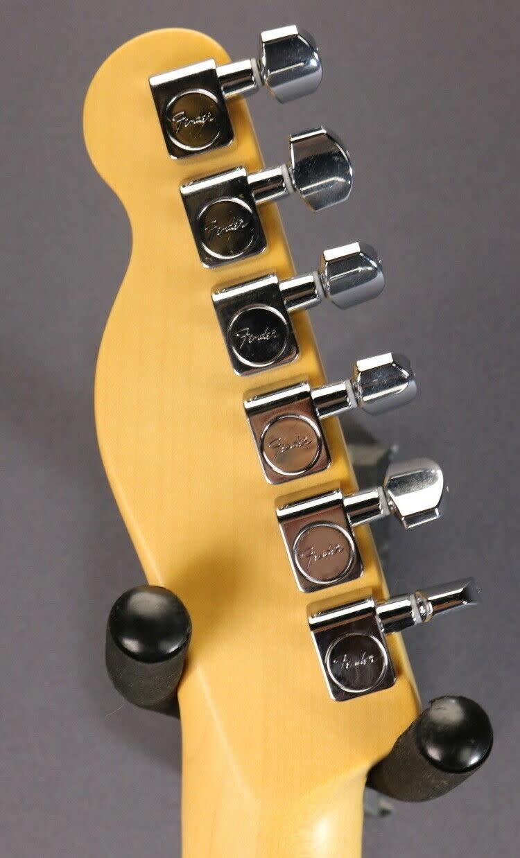 Fender USED Fender Rarities Quilt Maple Top Telecaster - Blue Cloud (959)