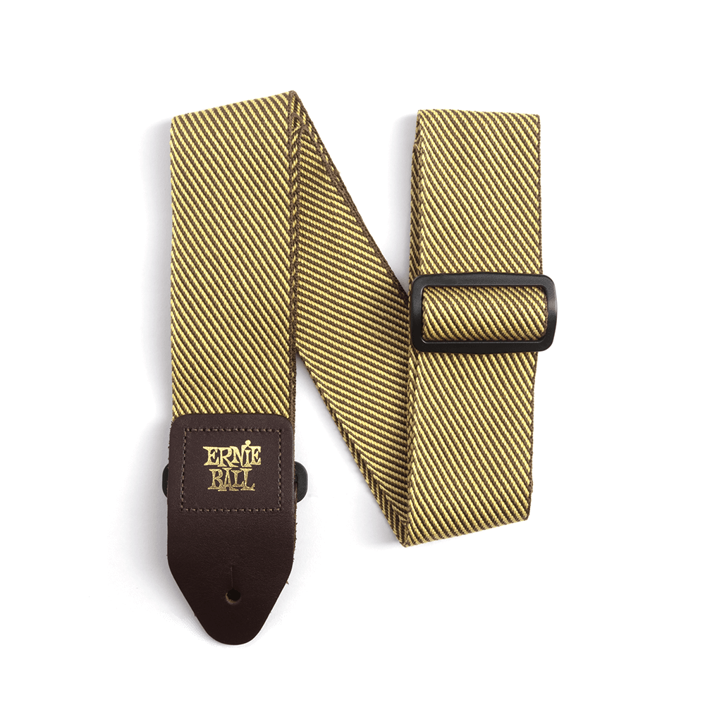Ernie Ball NEW Ernie Ball Premium Guitar Strap - Tweed