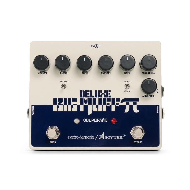 Electro-Harmonix NEW Electro Harmonix Sovtek Deluxe Big Muff Pi