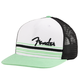 Fender NEW Fender Malibu Flatbill Hat - Multi-Color - One Size Fits Most