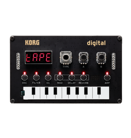 Korg NEW Korg Nu:tekt NTS-1 Monophonic DIY Synth Kit (393)