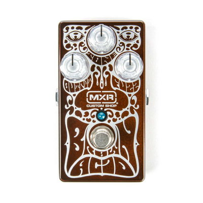 Dunlop NEW Dunlop MXR Brown Acid