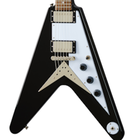 Epiphone NEW Epiphone Flying V - Black  (177)