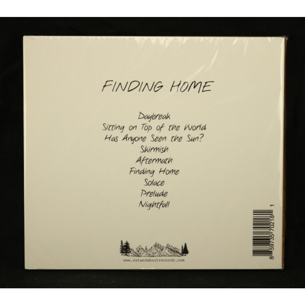 Local Music Collective - Finding Home (CD)