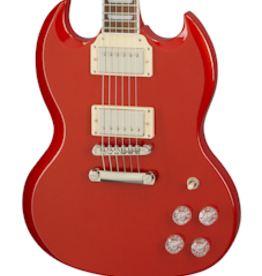 Epiphone NEW Epiphone SG Muse - Scarlet Red Metallic (461)