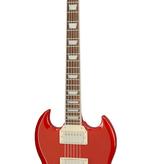 Epiphone NEW Epiphone SG Muse - Scarlet Red Metallic (461)