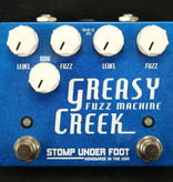 Stomp Under Foot USED Stomp Under Foot Greasy Creek (304)