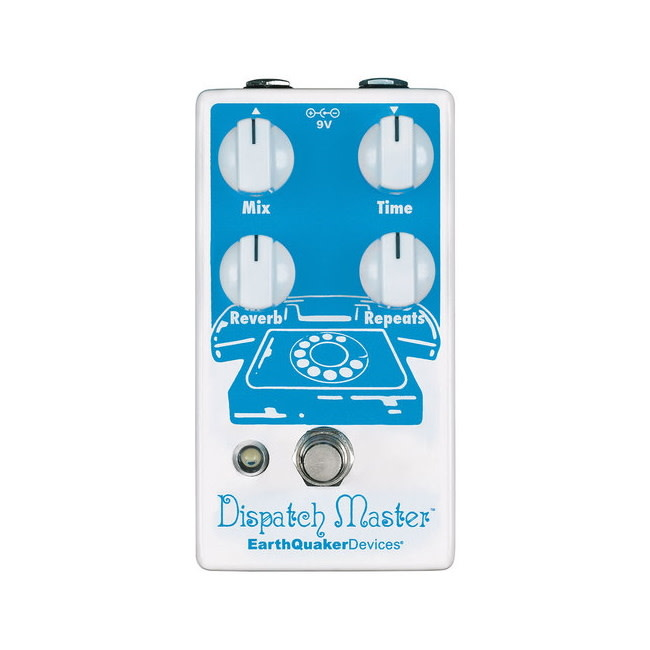 EarthQuaker Devices NEW EarthQuaker Devices Dispatch Master V3