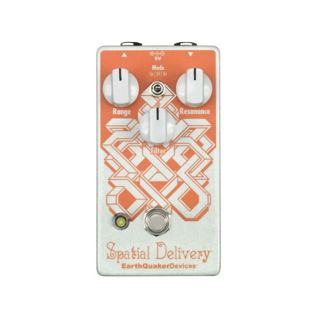 EarthQuaker Devices NEW EarthQuaker Devices Spatial Delivery V2