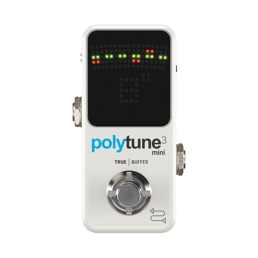 TC Electronic NEW TC Electronic PolyTune 3 Mini
