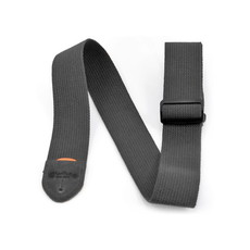 Martin NEW Martin Basic Cotton Weave Guitar Strap - Black