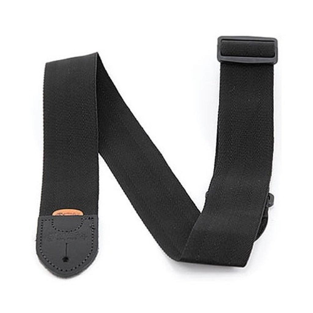 Martin NEW Martin Basic Nylon Guitar Strap - Black