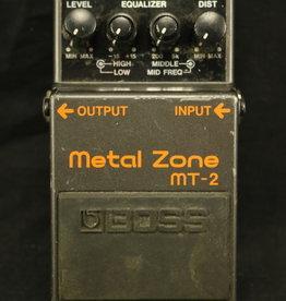 Boss USED Boss MT-2 Metal Zone (408)