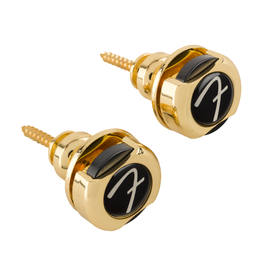 Fender NEW Fender Infinity Strap Locks - Gold