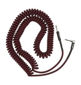 Fender NEW Fender Professional Coil Cable - Red Tweed - 30'