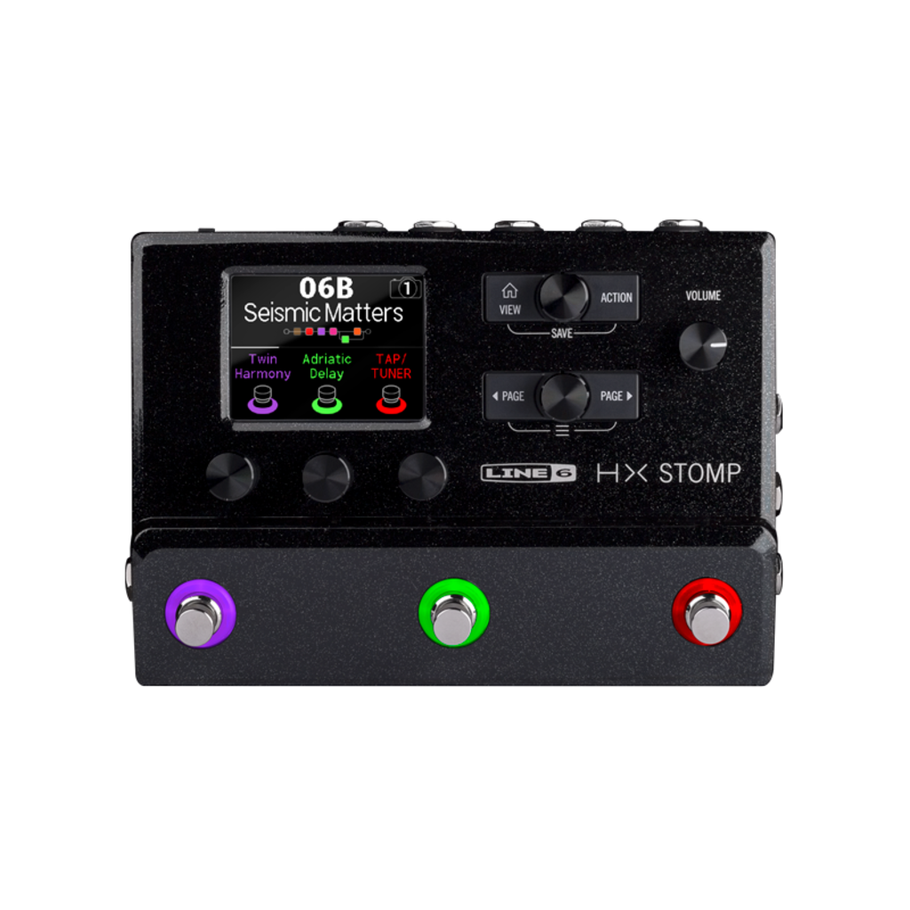 Line 6 NEW Line 6 HX Stomp