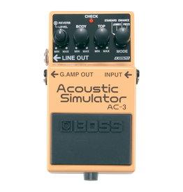 Boss NEW Boss AC-3 Acoustic Simulator