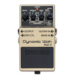 Boss NEW Boss AW-3 Dynamic Wah