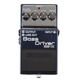 Boss NEW Boss BB-1X Bass Driver