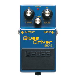 Boss NEW Boss BD-2 Blues Driver