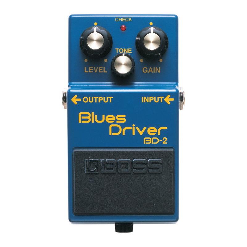 Boss NEW Boss BD-2 Blues Driver