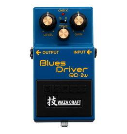 Boss NEW Boss BD-2W Waza Craft Blues Driver