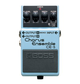 Boss NEW Boss CE-5 Stereo Chorus Ensemble