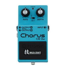 Boss NEW Boss CE-2W Waza Craft Chorus