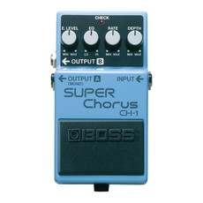 Boss NEW Boss CH-1 Stereo Super Chorus