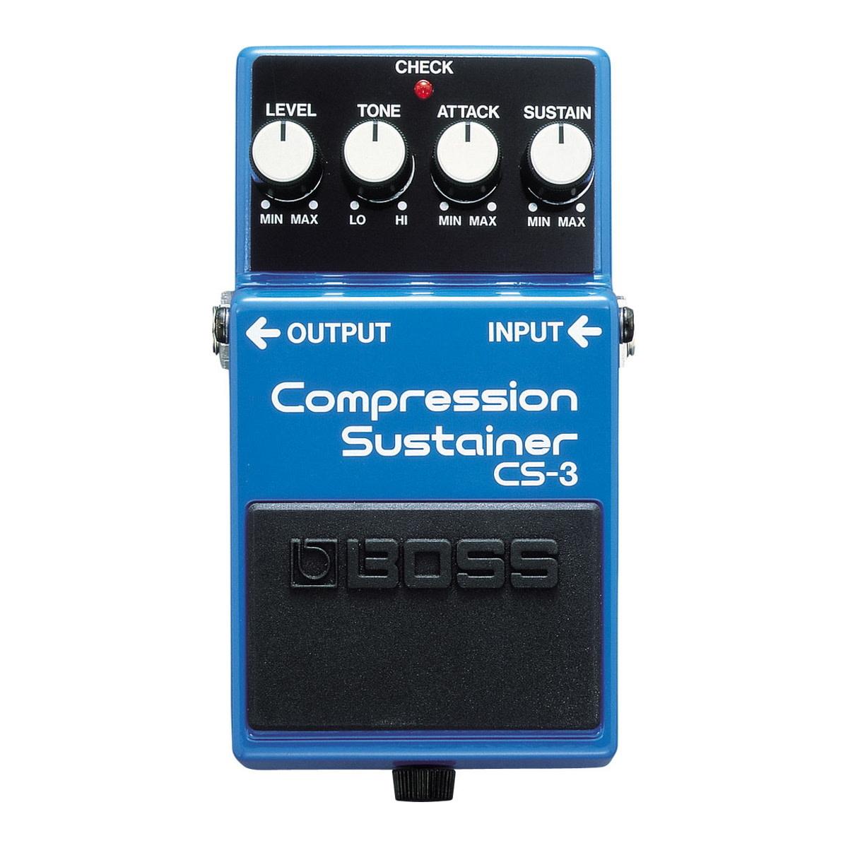 Boss NEW Boss CS-3 Compression Sustainer