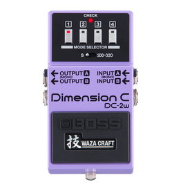 Boss NEW Boss DC-2W Waza Craft Dimension C