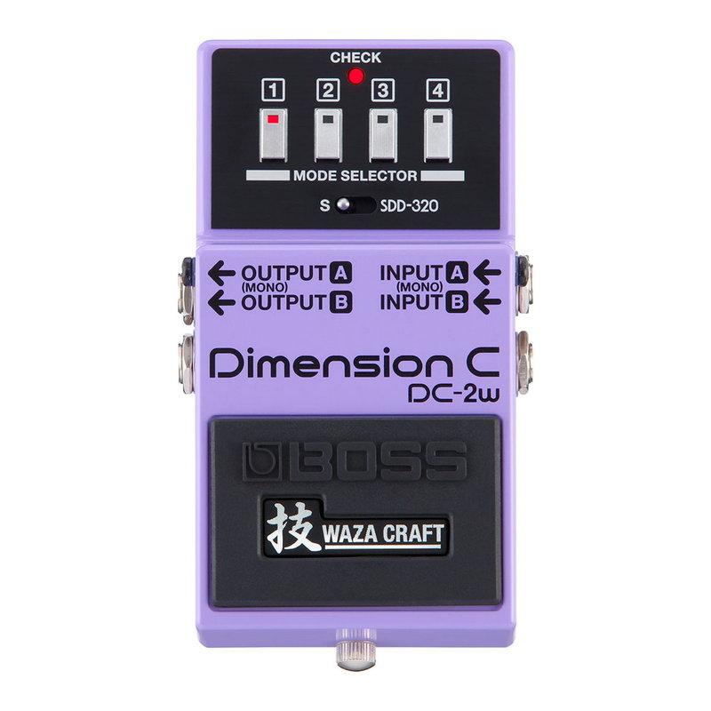 Boss NEW Boss DC-2W Waza Craft Dimension C