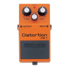 Boss NEW Boss DS-1 Distortion 1
