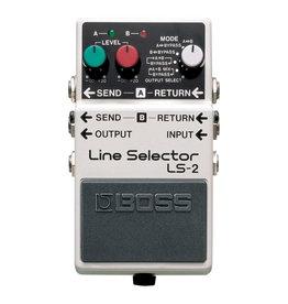 Boss NEW Boss LS-2 Line Selector