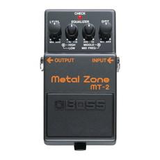 Boss NEW Boss MT-2 Metal Zone